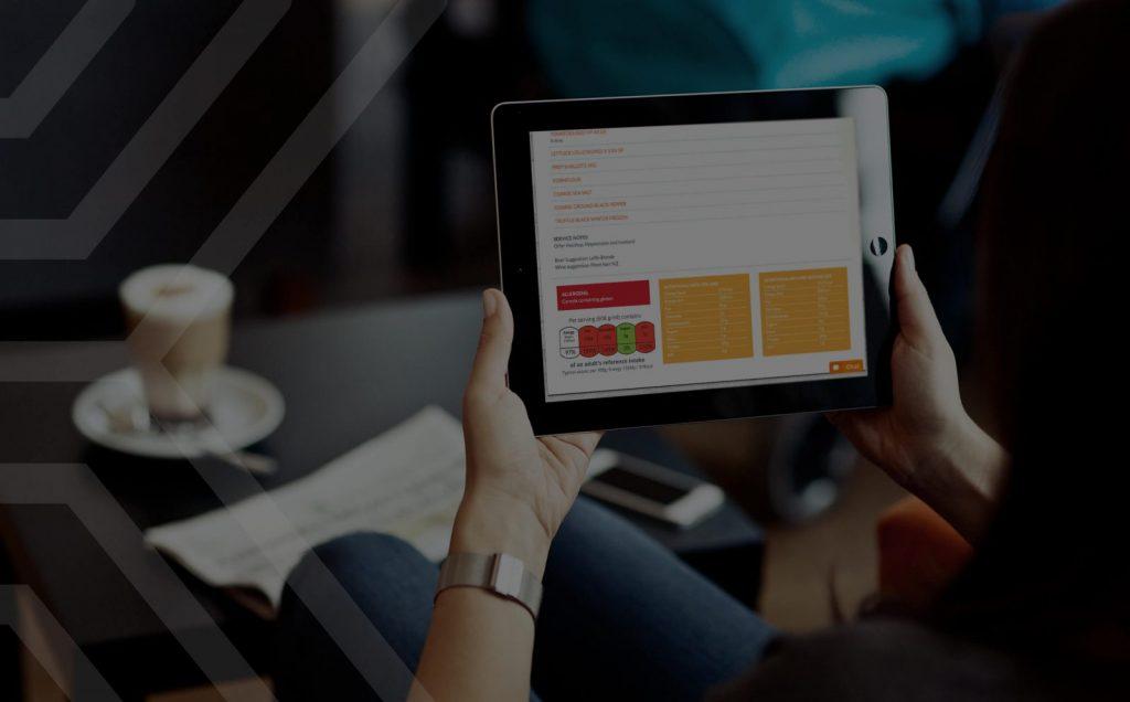 Menu Planning Software | KitchenCUT