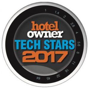 Hote Owner Tech Stars 2017 logo