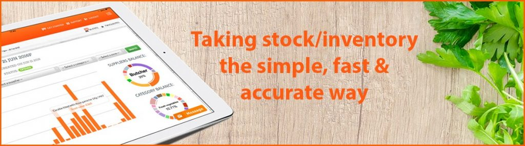Taking Stock and Inventory