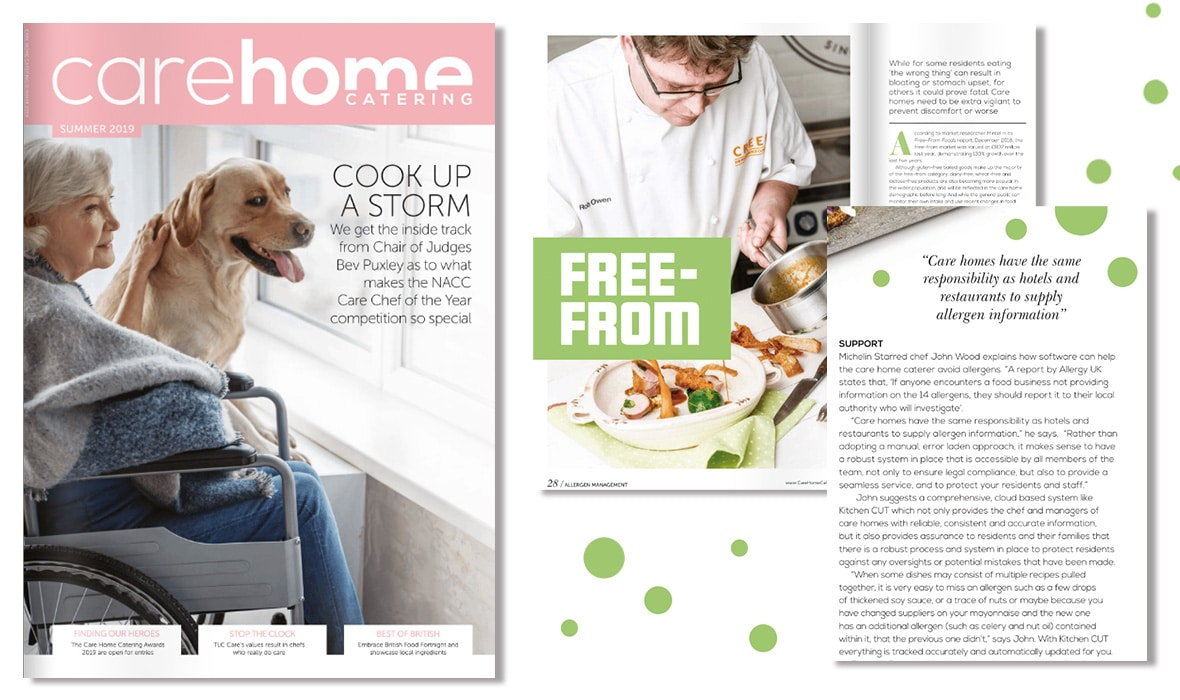 Care Home Catering - June 2019