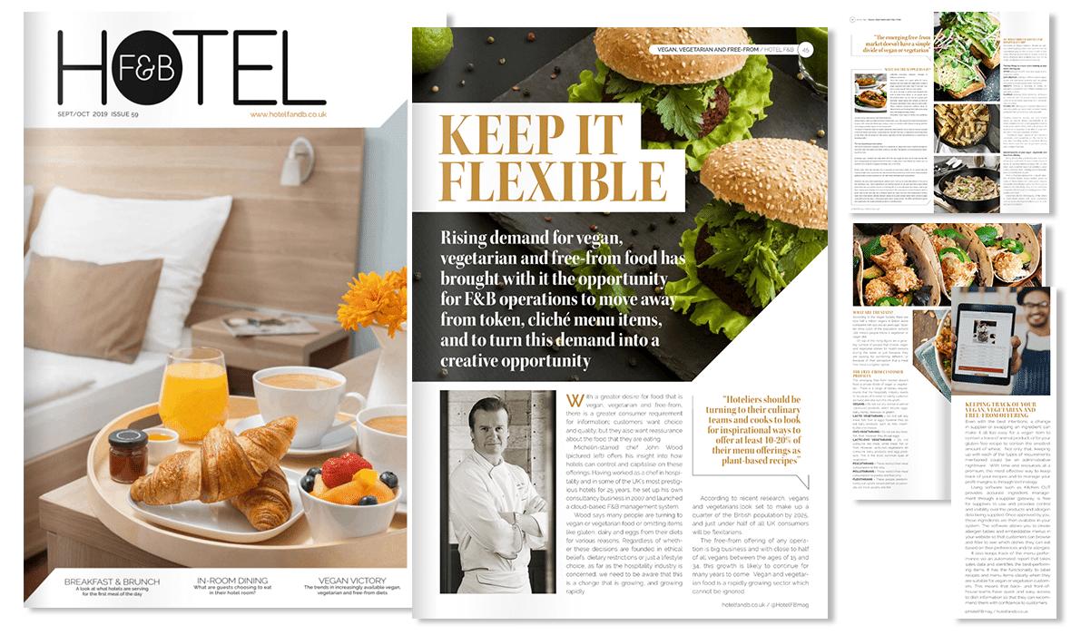 Hotel F&B | Kitchen CUT - October 2019