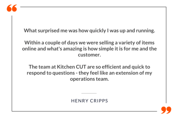 Henry Cripps Quote