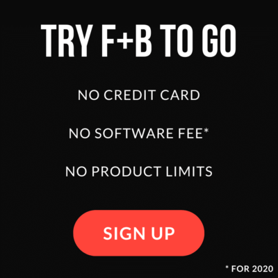 Try F+B To Go