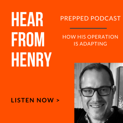 Henry Cripps - The Oaks Pub and Kitchen Group - Podcast